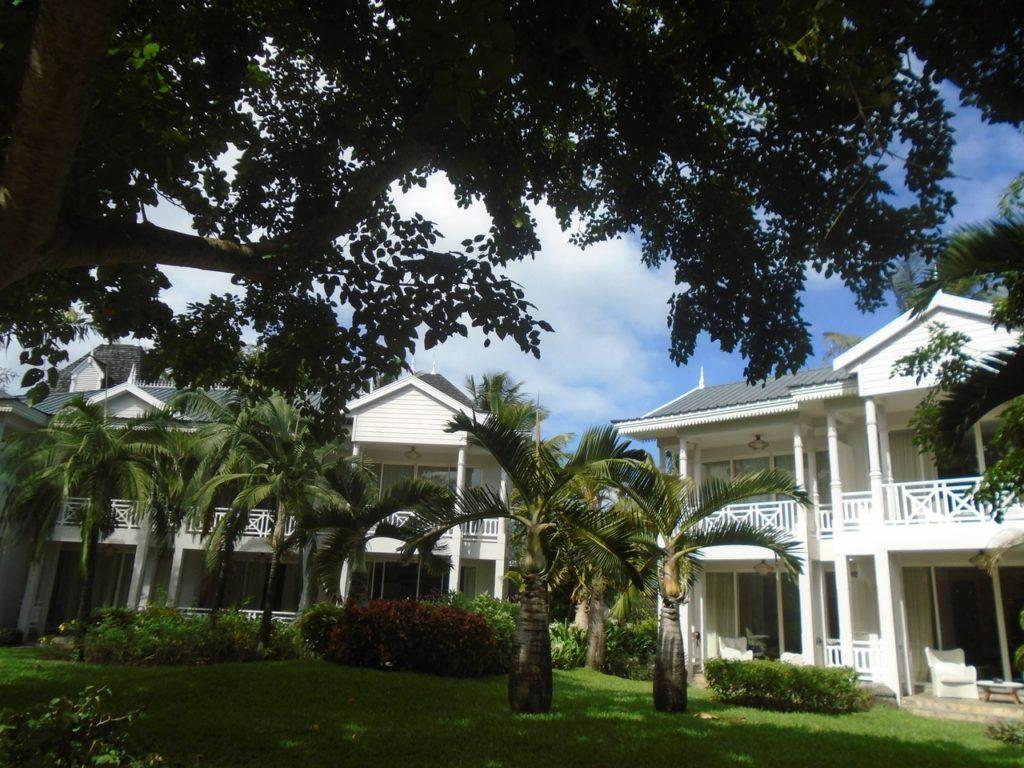 Райский уголок под именем Маврикий.