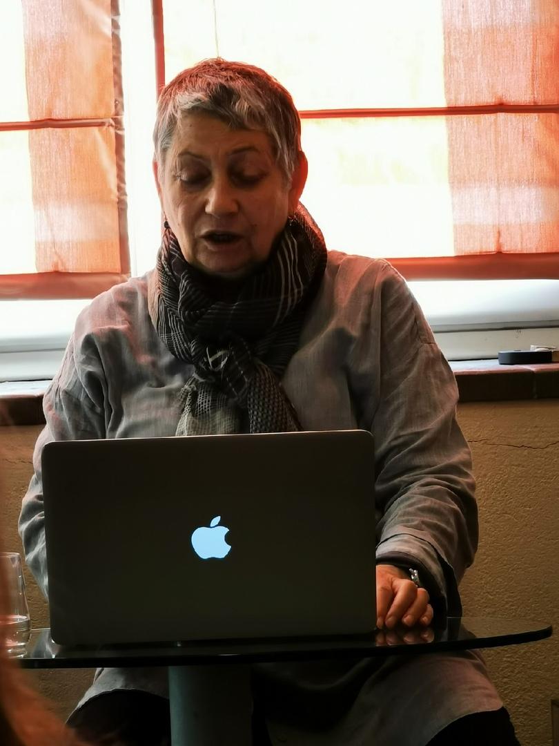 Наш собкор в Италии ведет репортаж: Людмила Улицкая прибыла в Лигурию.