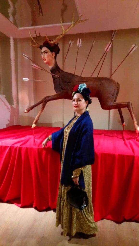 19 мая - последний день уникальной выставки в Музее Фаберже - «¡VIVA LA VIDA! Фрида Кало и Диего Ривера».