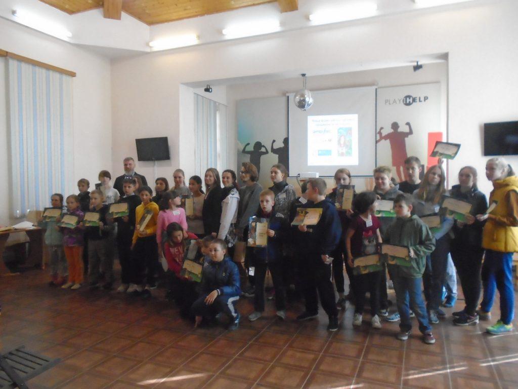 В Пушкине-Детской деревне-SOS состоялся праздник-квест для воспитанников.