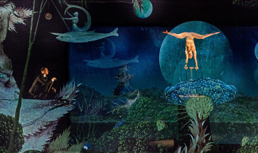 Программа Международного комитета Театральной олимпиады: «Сны Босха».