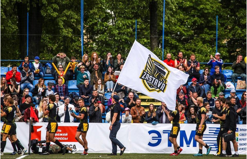 """""""Если сравнивать регби с футболом, то футбол - это попса, а регби - это настоящий рок"""", - сказал  Иван Охлобыстин."""