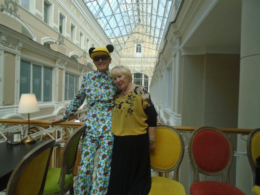 Инопланетяне Андрея Бартенева.