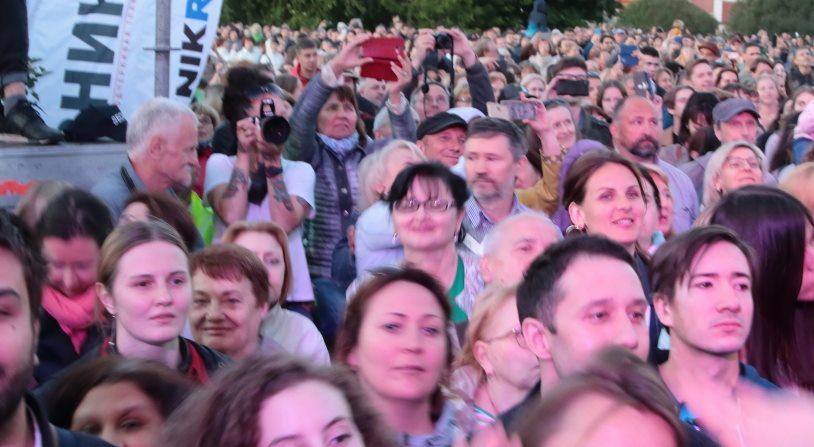 """Горан Брегович на Петропавловке.  Фестиваль этнической музыки """"ЭтоЭтно""""."""