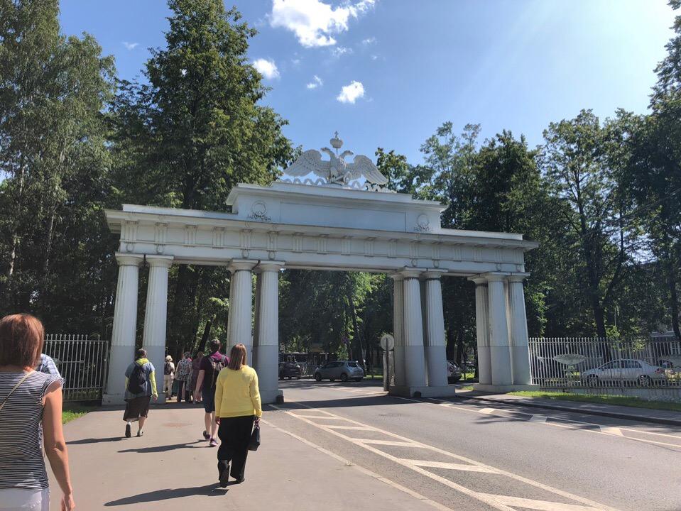 Пушкин и Павловск - объяснение в любви.