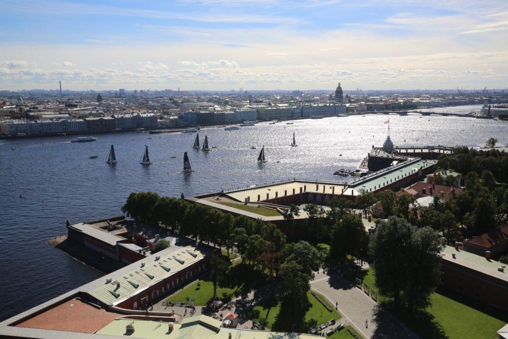 Деловая конференции «Развитие парусного спорта и яхтинга в Санкт-Петербурге и Ленинградской области»  в рамках Балтийской яхтенной недели.
