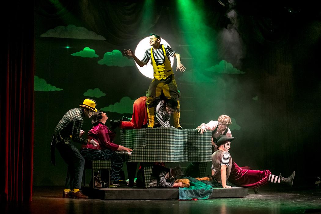 """Мюзикл """"Бармалей"""" 14 июля. Театр Эстрады."""
