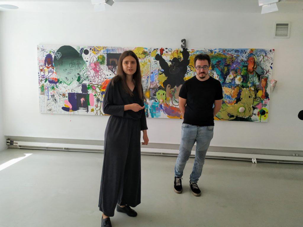 """В Anna Nova Gallery - выставка """"Summer camp 07/19"""" от группы """"Север-7""""."""