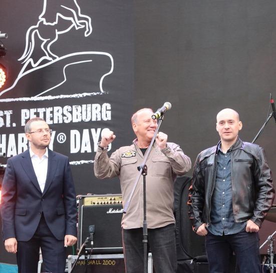 """St.Petersburg Harley Days 2019"" распахивает двери."