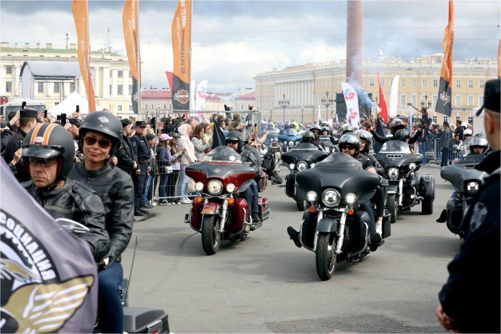 """""""St.Petersburg Harley Days 2019""""- самый красивый мотофестиваль в мире."""