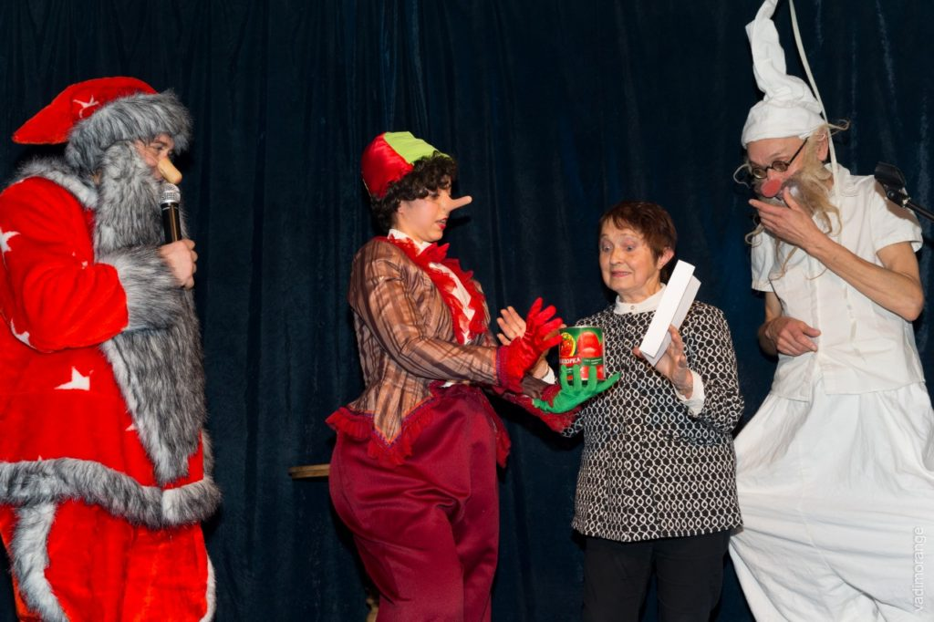 Почетных гномов Санкт-Петербурга выберут 3 декабря.