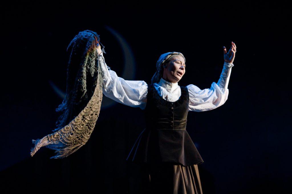 Премьера легендарного бродвейского мюзикла «Скрипач на крыше» в «Балтийском Доме».