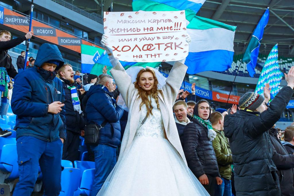 Телеканал ТНТ объединил футбол и романтику перед премьерой шоу «Холостяк»