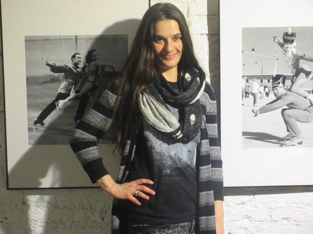 Мой друг - Таня Болотовская.