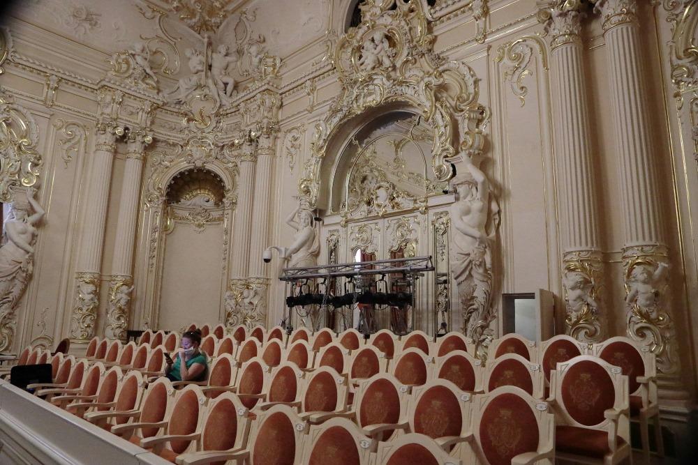 """Театр """"Санктъ-Петербургъ Опера"""""""
