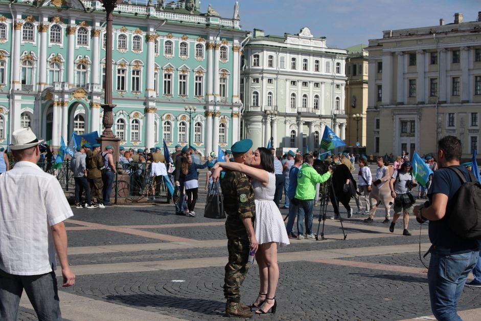 2 августа – День Воздушно-десантных войск!