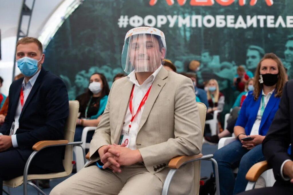 Молодые петербуржцы представили на форуме «Ладога» более 40 проектов