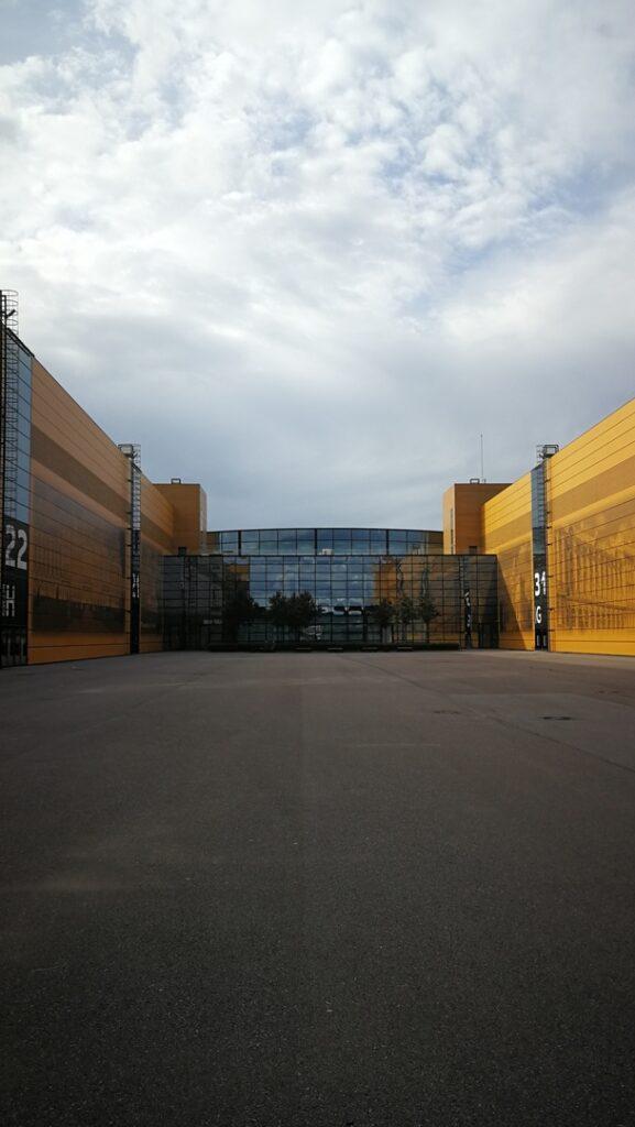 Конгрессно-выставочный центр «Экспофорум» готов к встрече гостей.