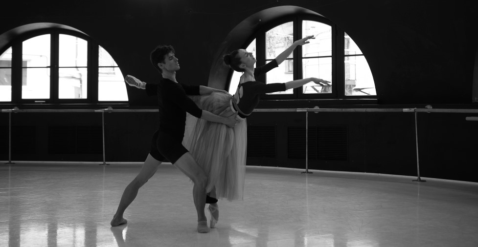 Открытая репетиция балета «Жизель» в Театре балета имени Леонида Якобсона