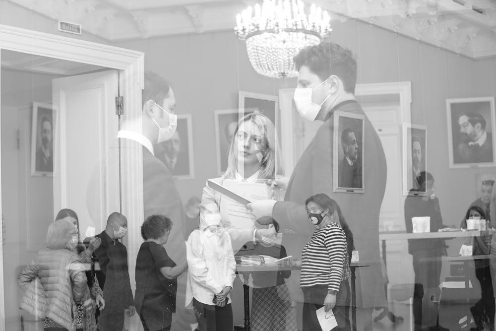 Уверенно и радостно открывает концертный сезон Санкт-Петербургская государственная Академическая филармония им. Д.Д. Шостаковича