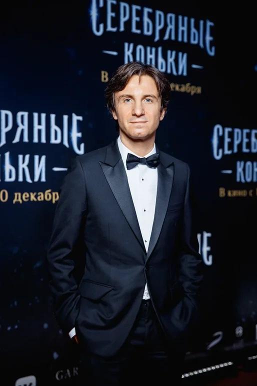 Алексей Гуськов о фильме  «Серебряные коньки»