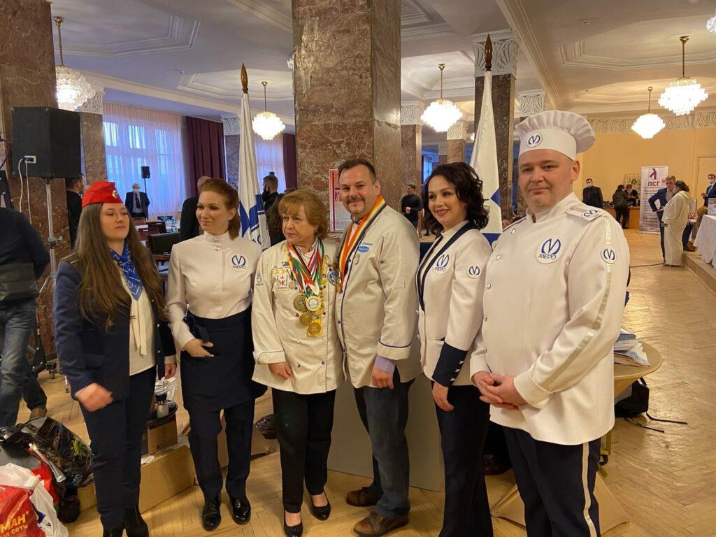 Международный турнир по ресторанному спорту Russia Open