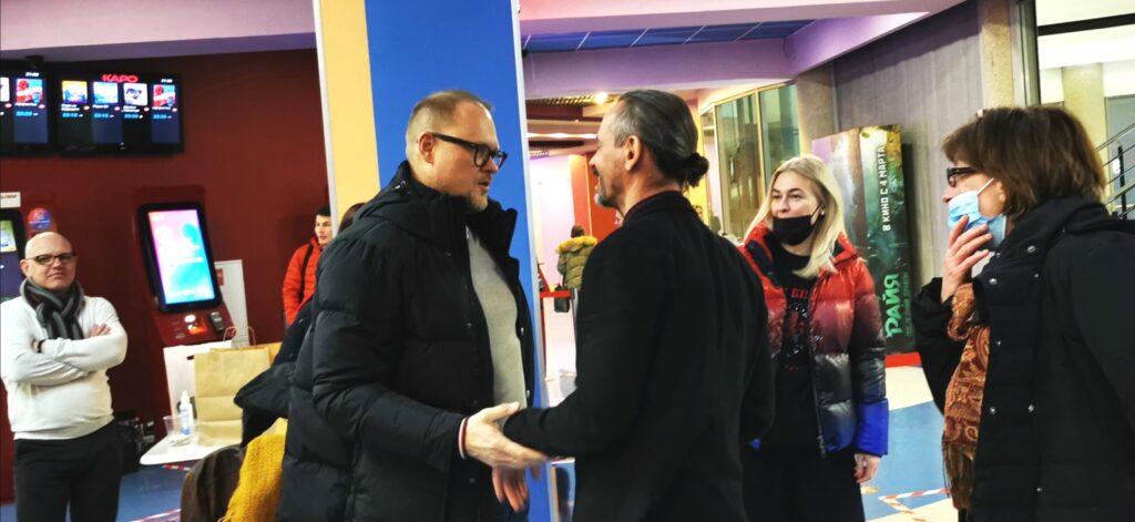 Показ комедии «Только серьезные отношения» в Санкт-Петербурге