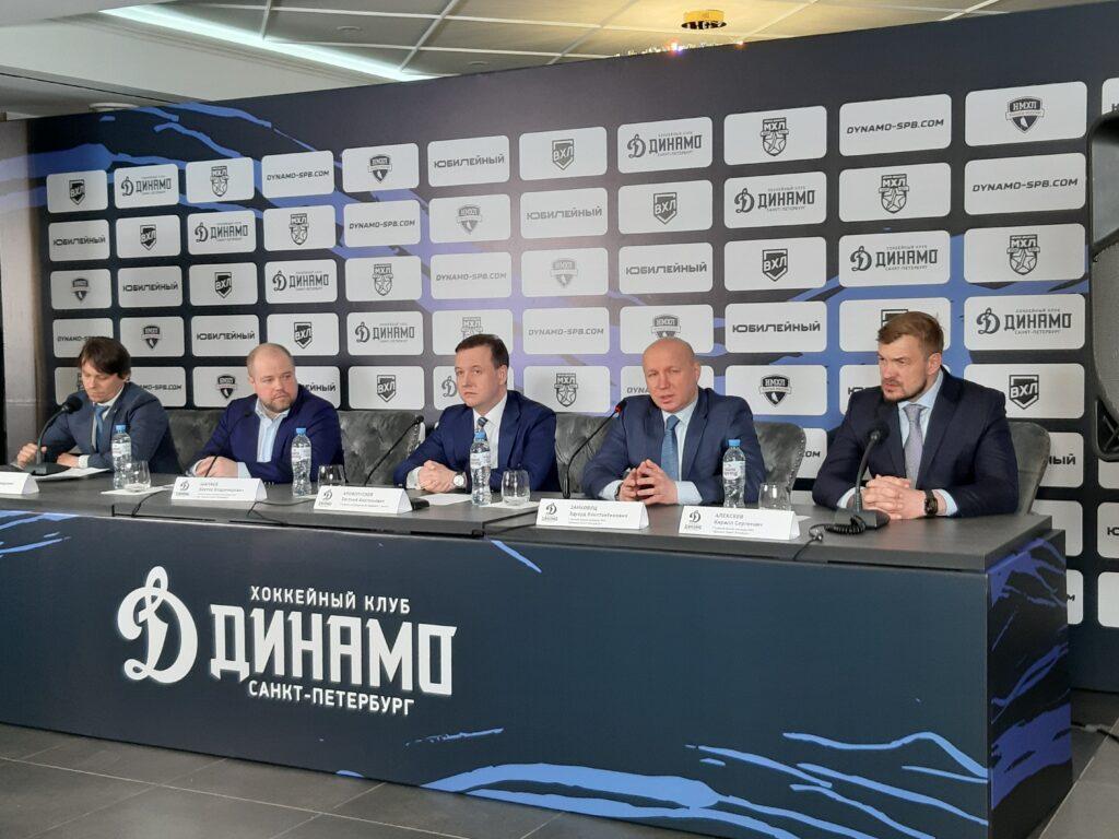 Евгений Кровопусков: «Вертикаль выстраивается, делаем всё, чтобы игроки могли переходить в КХЛ»