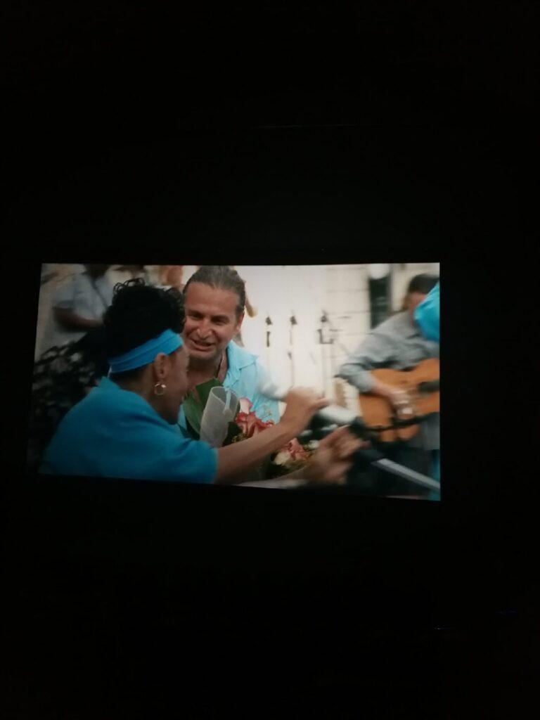 Фильм-концерт Леонида Агутина  в кинотеатре «Синема Парк»
