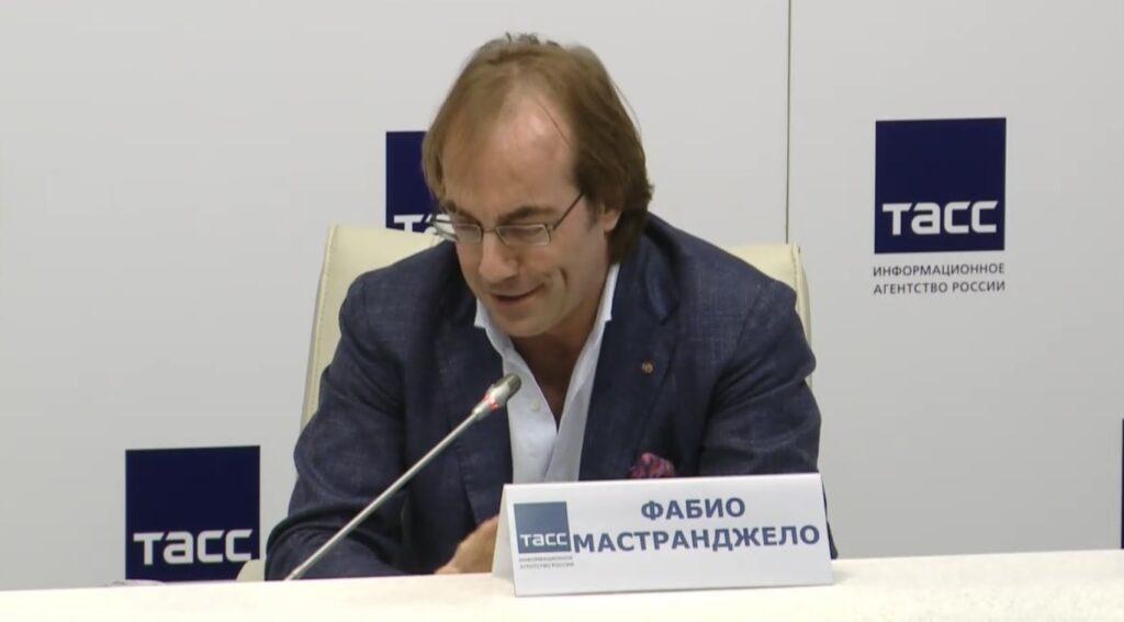 Пресс-конференция, посвященная X Санкт-Петербургскому международному фестивалю «Опера - всем»