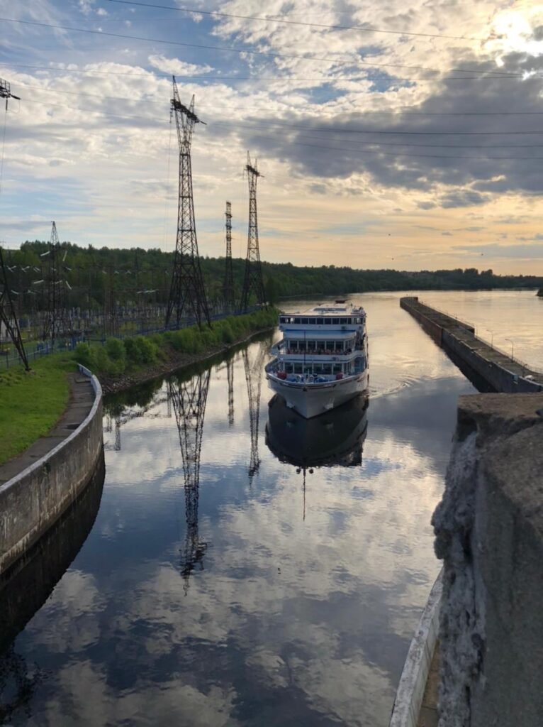 Реставрация объекта культурного наследия — Верхне-Свирской ГЭС